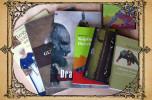 Bücher, Zeitschriften, Videos
