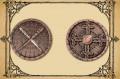 Barbarenkupfermünzen, 10 Stck.