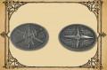 Barbarensilbermünzen, 6 Stck.
