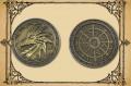 Magiergoldmünzen, 3 Stck.