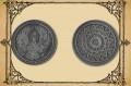 Magiersilbermünzen, 6 Stck.