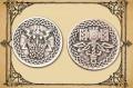 Nordmannkupfermünzen, 10 Stck.