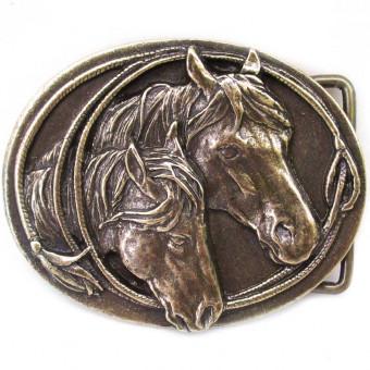 "Buckle ""Pferde"""
