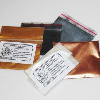 Pigmentpulver Silber Metallic