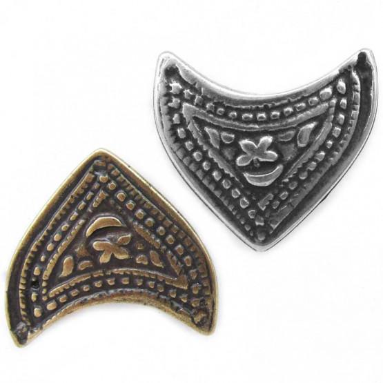 Gürtelspitze Ornament