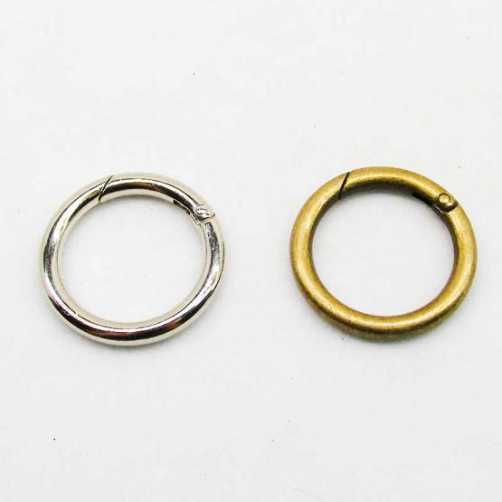 Ringkarabiner 35mm