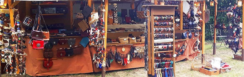 Banner Marktstand